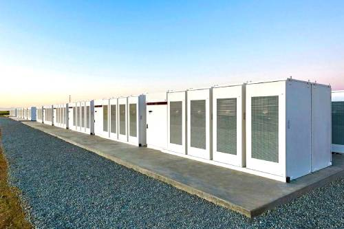 Urban Renewables provides energy storage solutions in cities.